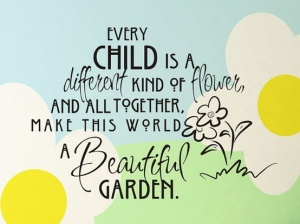 every child a flower
