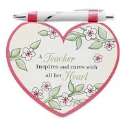 teacher inspires