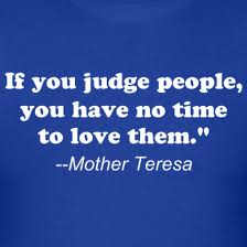 judge others