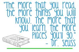 reading dr seuss