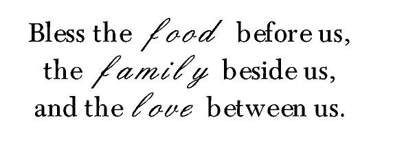 bless family