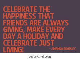 celebrate giving