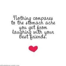 best friend laugh