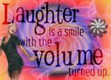 laughter smile