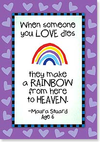 rainbow heaven