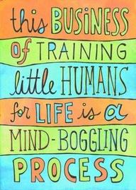 training humans