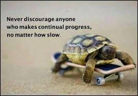 continual progress