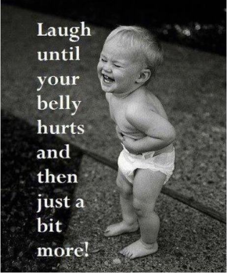 Laugh Till Your Belly Aches