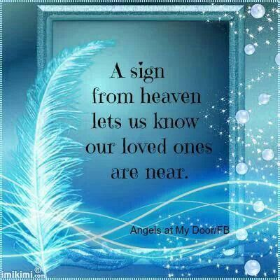 sign from heaven