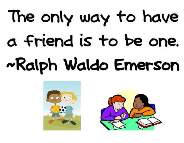 be a friend 2