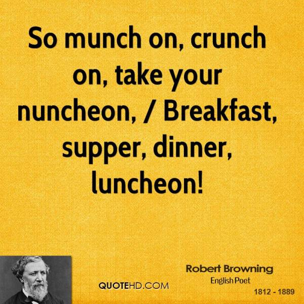 brunch lunch