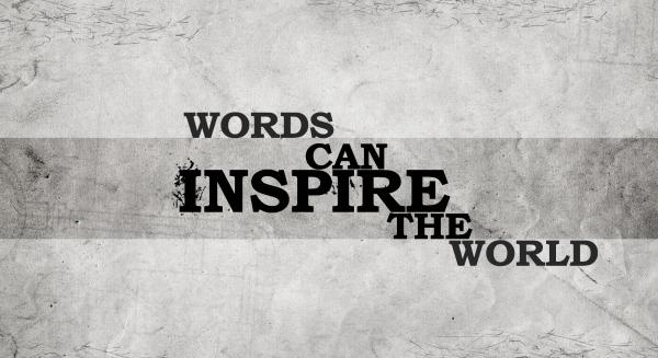 words inspire