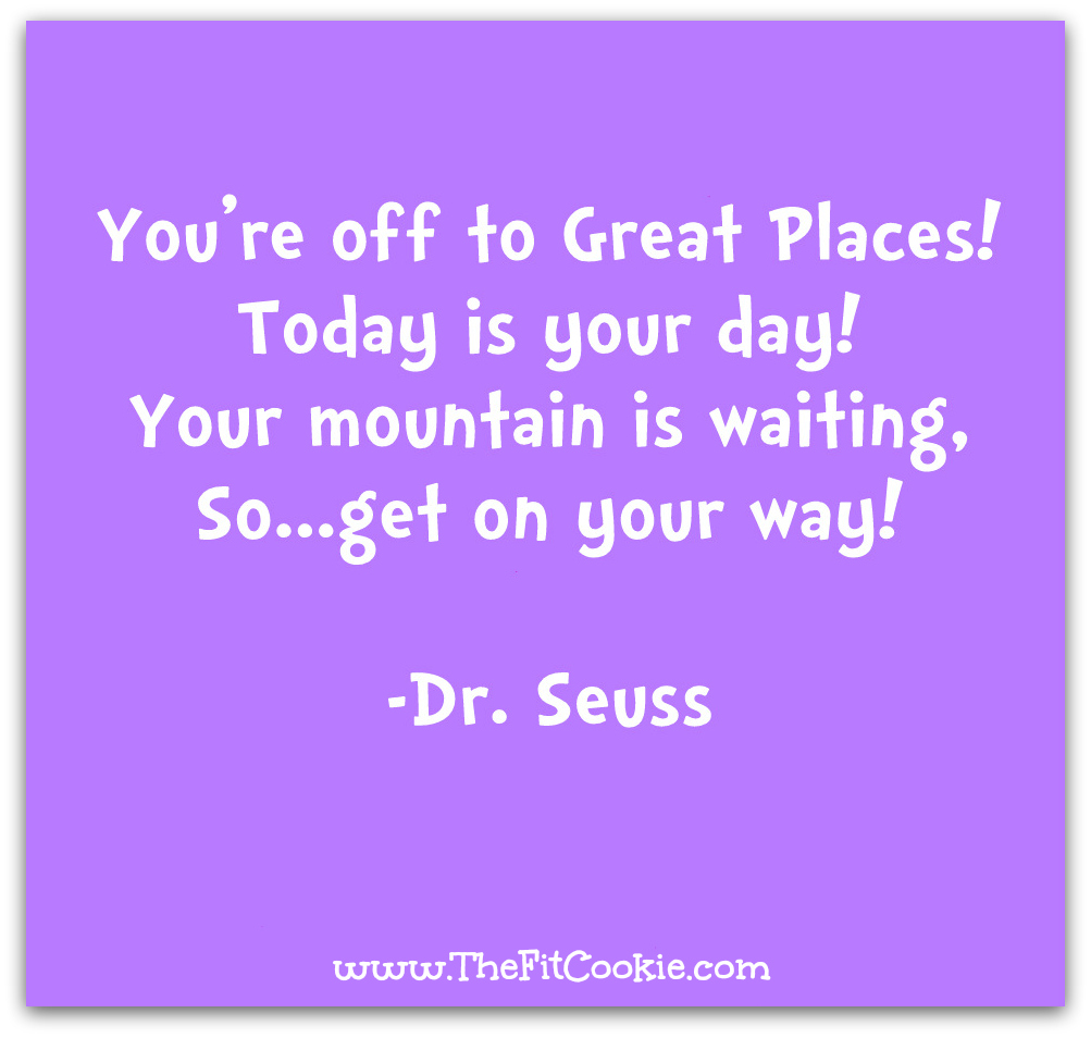 Dr Seuss Today Is Your Day Quote: A Project For Kindness