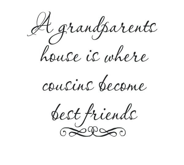 grandmas house