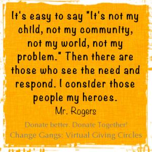 mr rogers not my problem