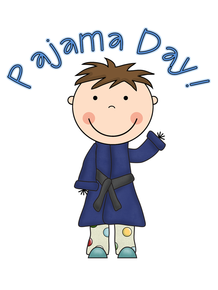 Tag Archives: pajama day
