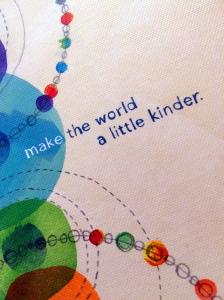 Make the world a little kinder