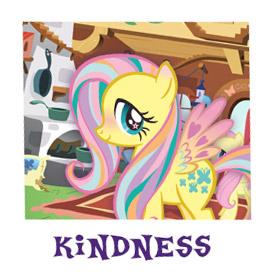 my little pony kindness