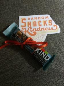 random snacks of kindness