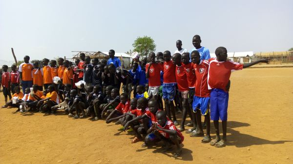 Jerseys from Jersey South Sudan 1